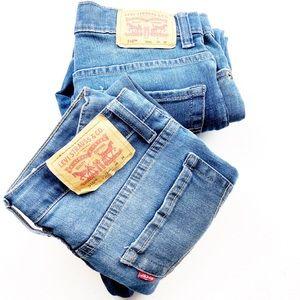 Levi's 510 Skinny Jeans Lot